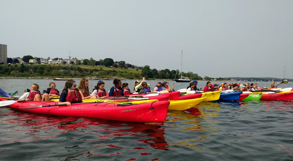 Sea Kayaking Tour at Crescent Beach State Park - 2+ hours