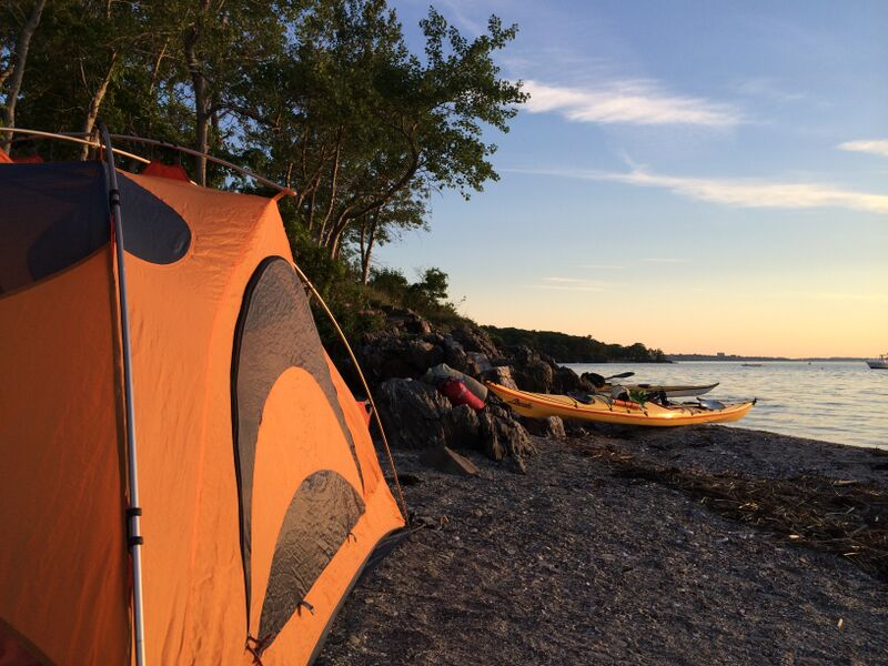 Multi-Day Sea kayak Expeditions - 2+ days