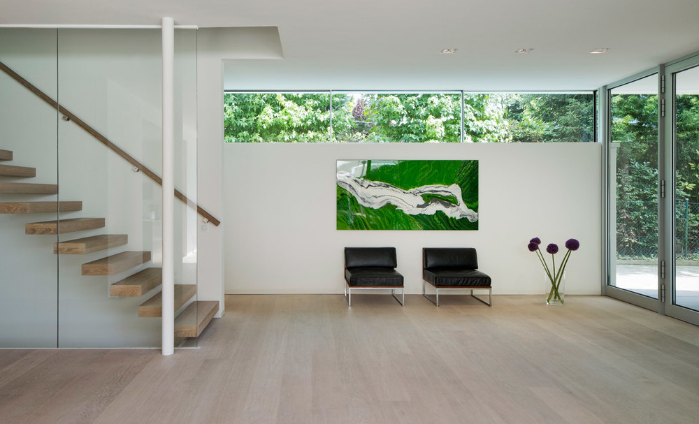 interior wall with window small space pfdusseldorf01jpg get your vitamin clerestory windows pamela dailey