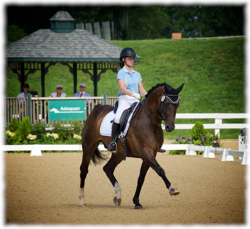 Paddington, owned by Leslie Burket, & Jenna Upchurch at NAJYRC
