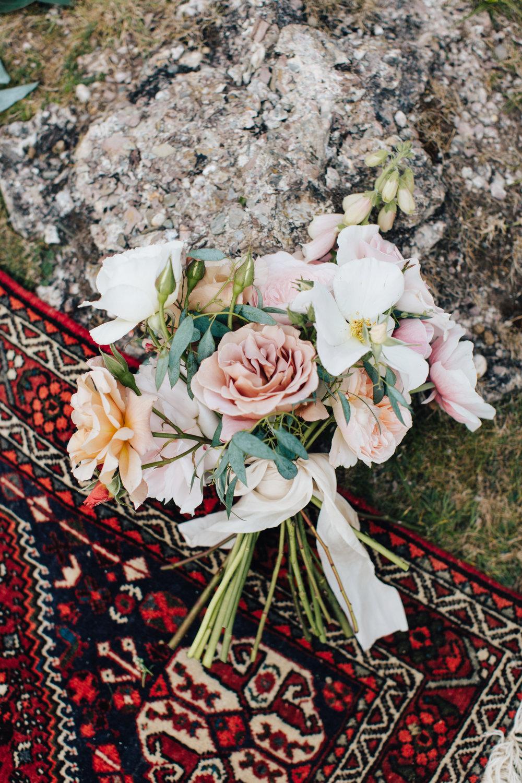 emma barrow burgh island elopement wedding photographer