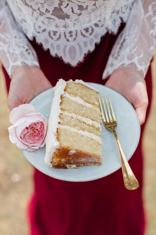 emma barrow burgh island elopement wedding photographer edible essence cake