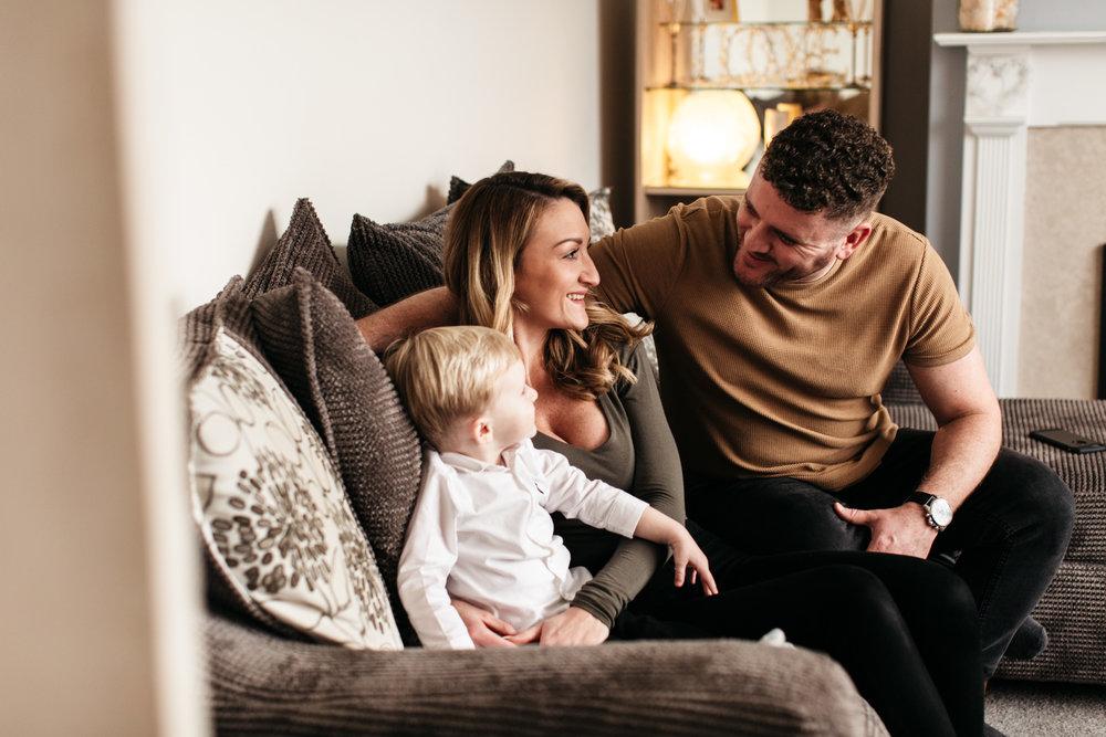 family portrait photo shoot plymouth