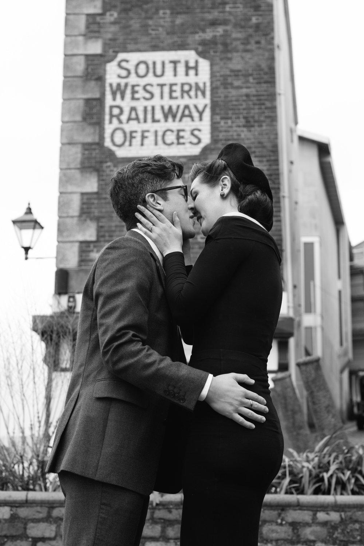 emma barrow fern sam pre wedding photography plymouth barbican