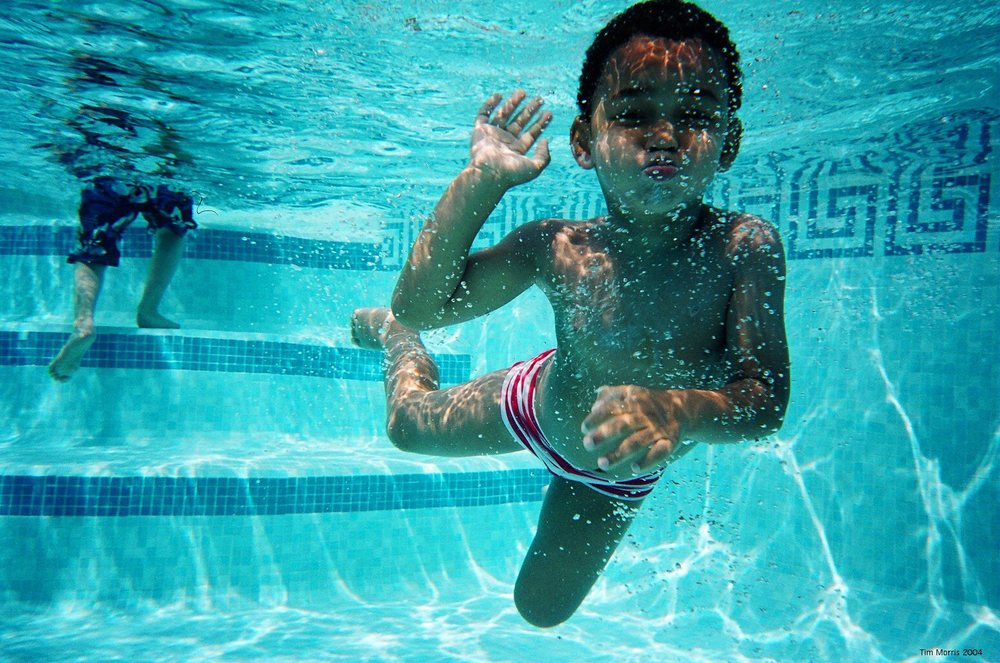 Start your swimming journey with us   Book a Class