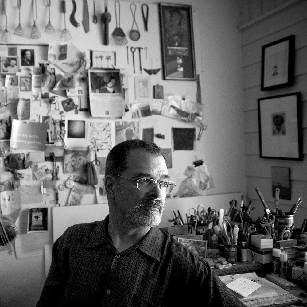 RON BIMROSE, ARTIST - 2009