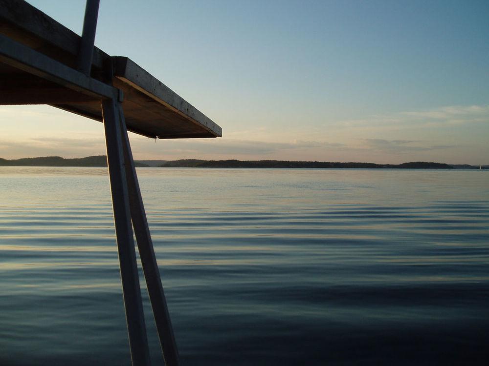 Sfeervol plaatje uit Noorwegen om je een fijn gevoel van rust te geven