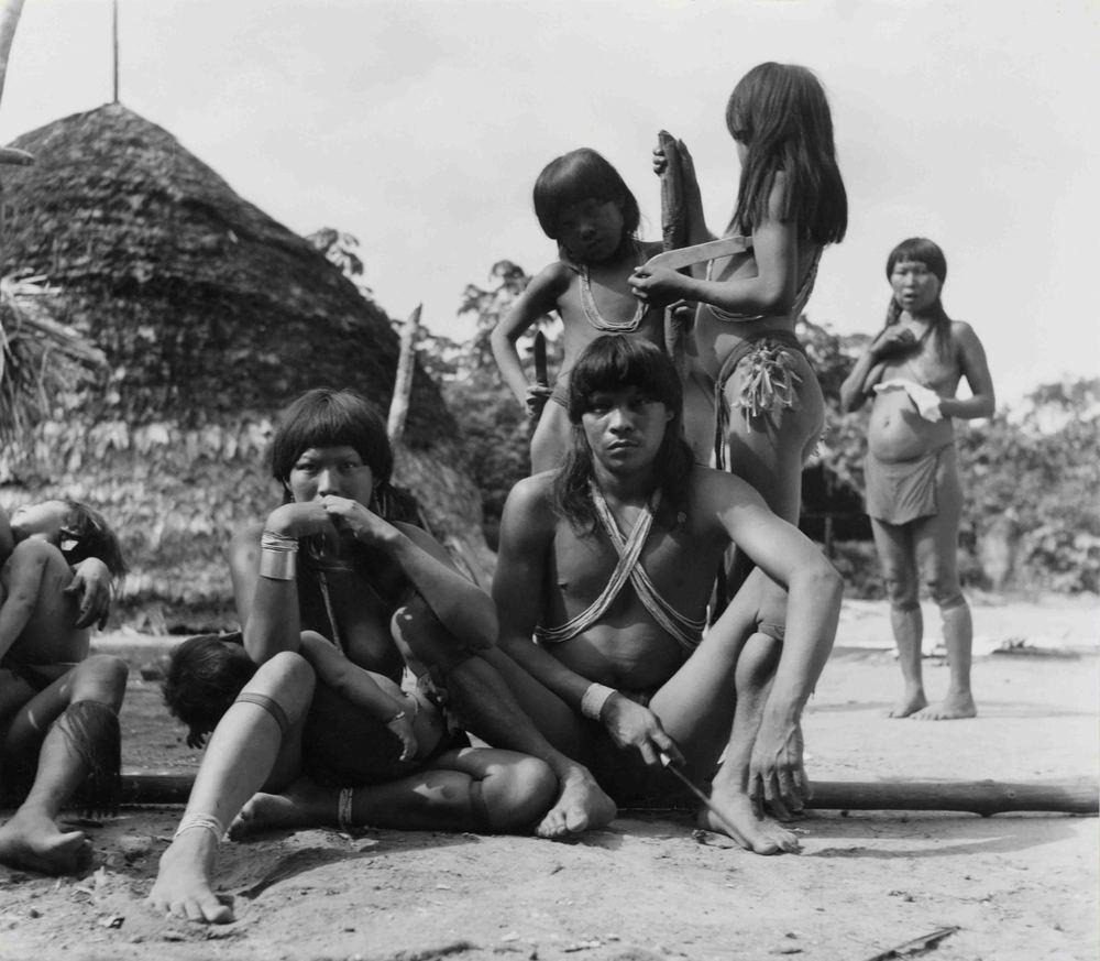 Foto Con Bruijning, Suriname, 1952, collectie Nationaal Archief