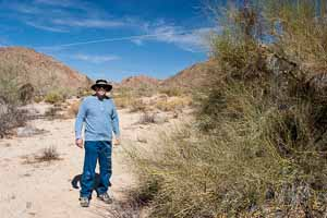 This is me exploring Joshua Tree National Park in 2007.