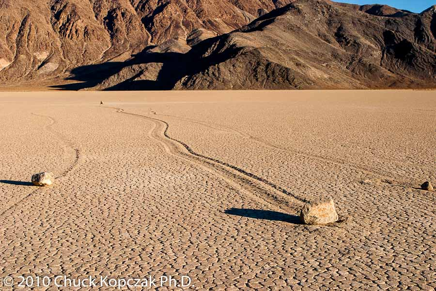 The Race Track, Death Valley National Park