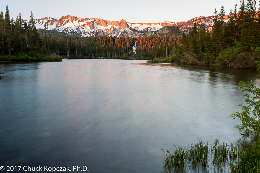 Twin Lakes, Mammoth Lakes