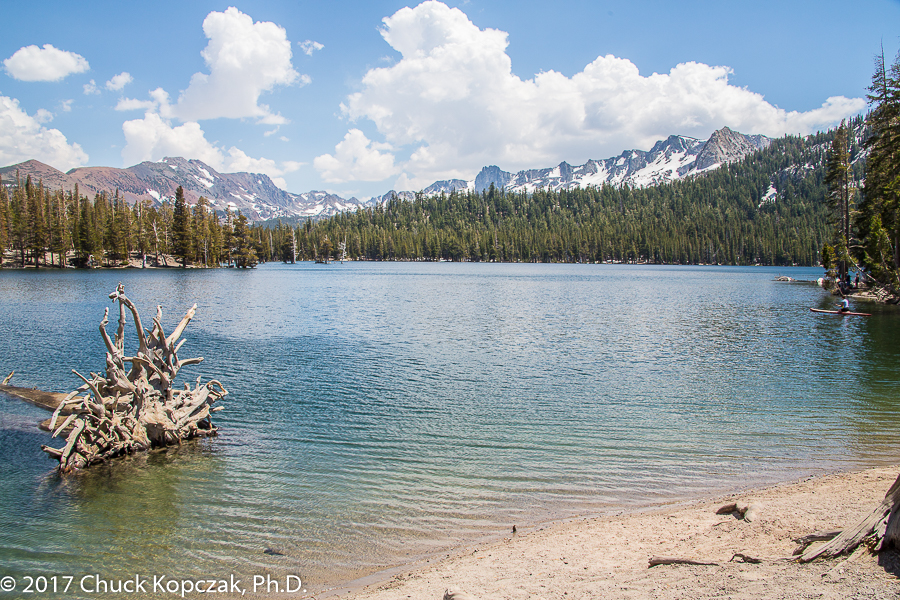 Horseshoe Lake, Mammoth Lakes