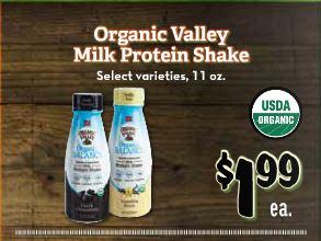 Organic Valley Protein Shakes.JPG