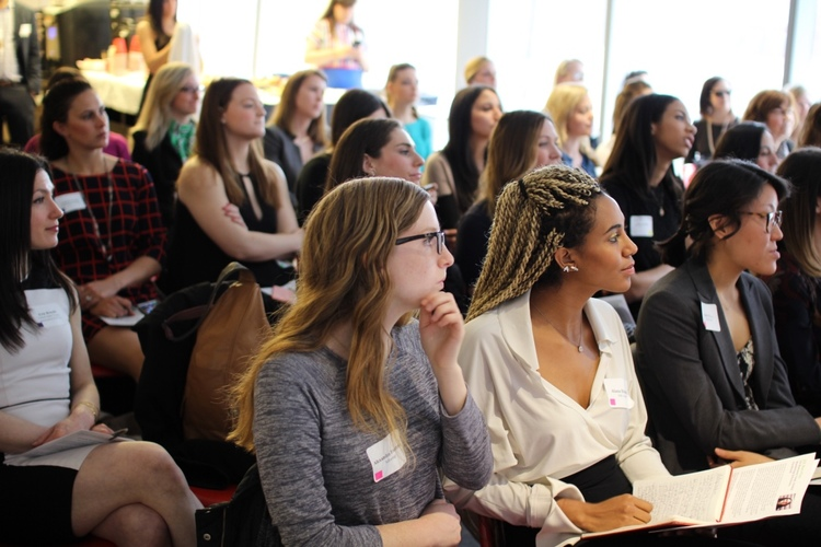 Attendees of our previous Changing the Conversation panel, hosted at eMarketer in April 2016