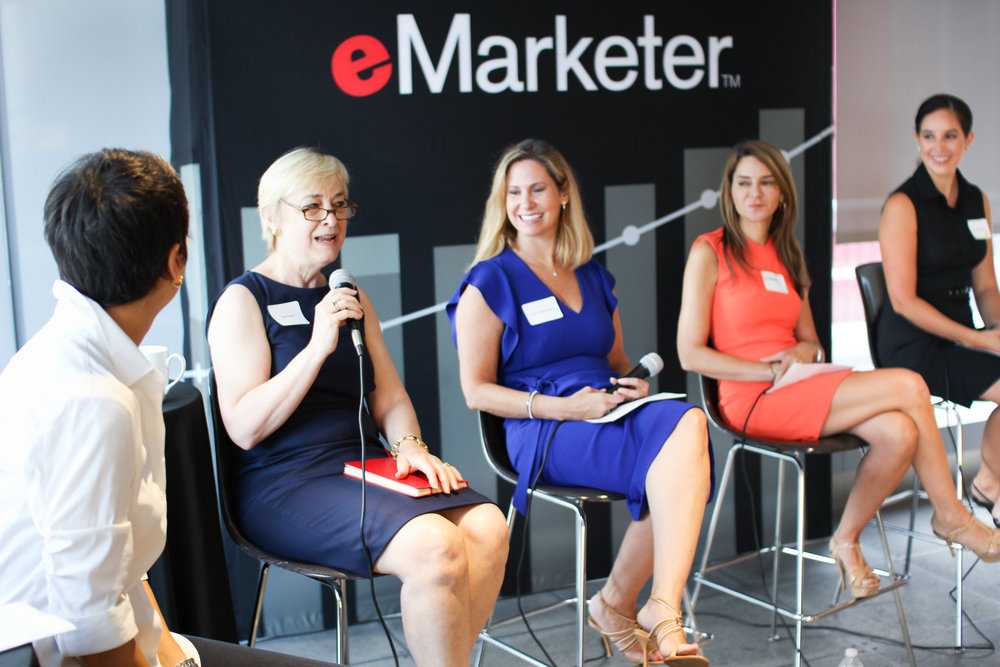 Changing the Conversation, Empowering Women in Business, CFW Careers, eMarketer