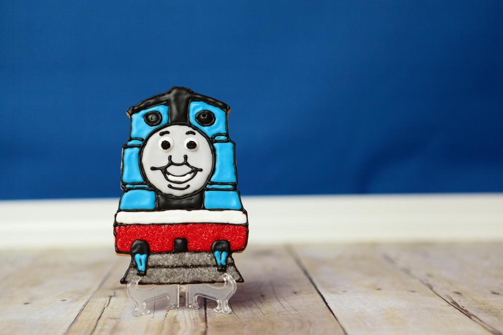 And for the train lovers, Thomas The Tank Engine!