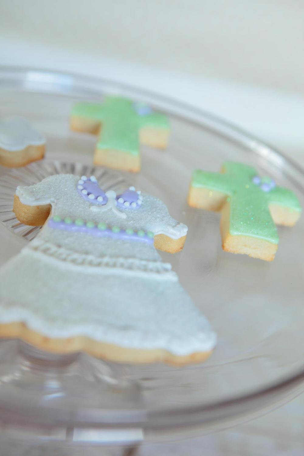 Cookies for a baptism!