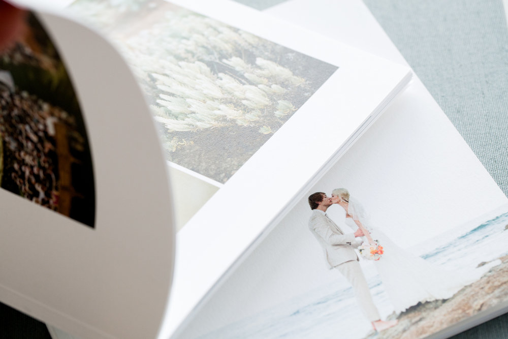 Wedding Photo Book - This 20 page 8x8 photo book is included with the Standard Wedding Package. Each book is designed and submitted for your approval before printing. Additional books can be added to your package for $100 each.