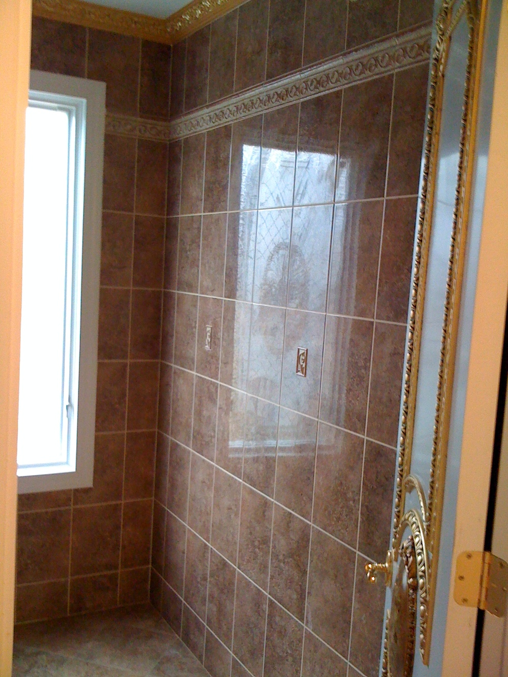 Bathrooms and Tiles — Five Star General Construction