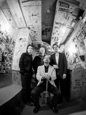 Our wonderful gentlemen THE DREAM SYNDICATE...