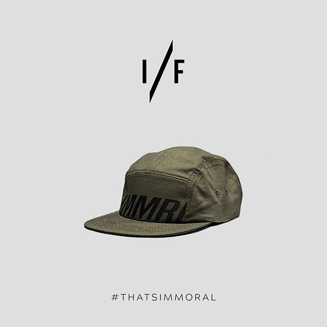 A cut above. . . . #thatsimmoral #wearthecrown #apparelbrand #fashion #pnw #snapback #headwear #seattlefashion #design #streetwearbrand #streetstyle #apparel #clothingline #lifestylebrand #newclothingbrand #brandlaunch  #campcap #seattlefashion #lookbook #fashiondesign #style #cap #snapbackhat