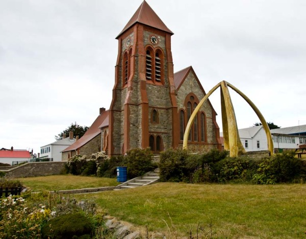 Landmark Church in Stanley