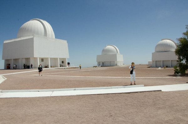 Tololo Observatory grounds