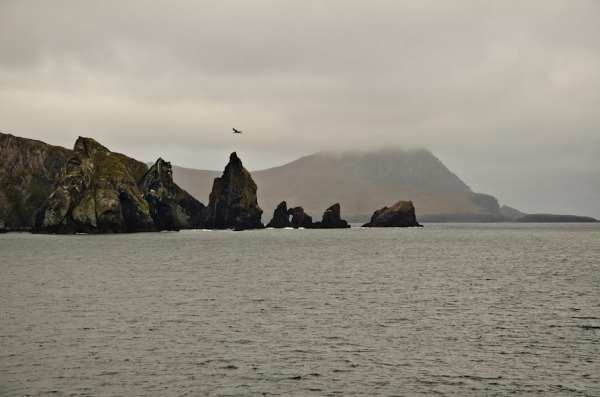 Cathederal point, Northern Cape Horn Island