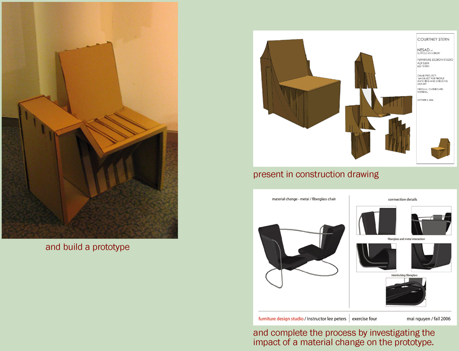Chair Design + Methodology