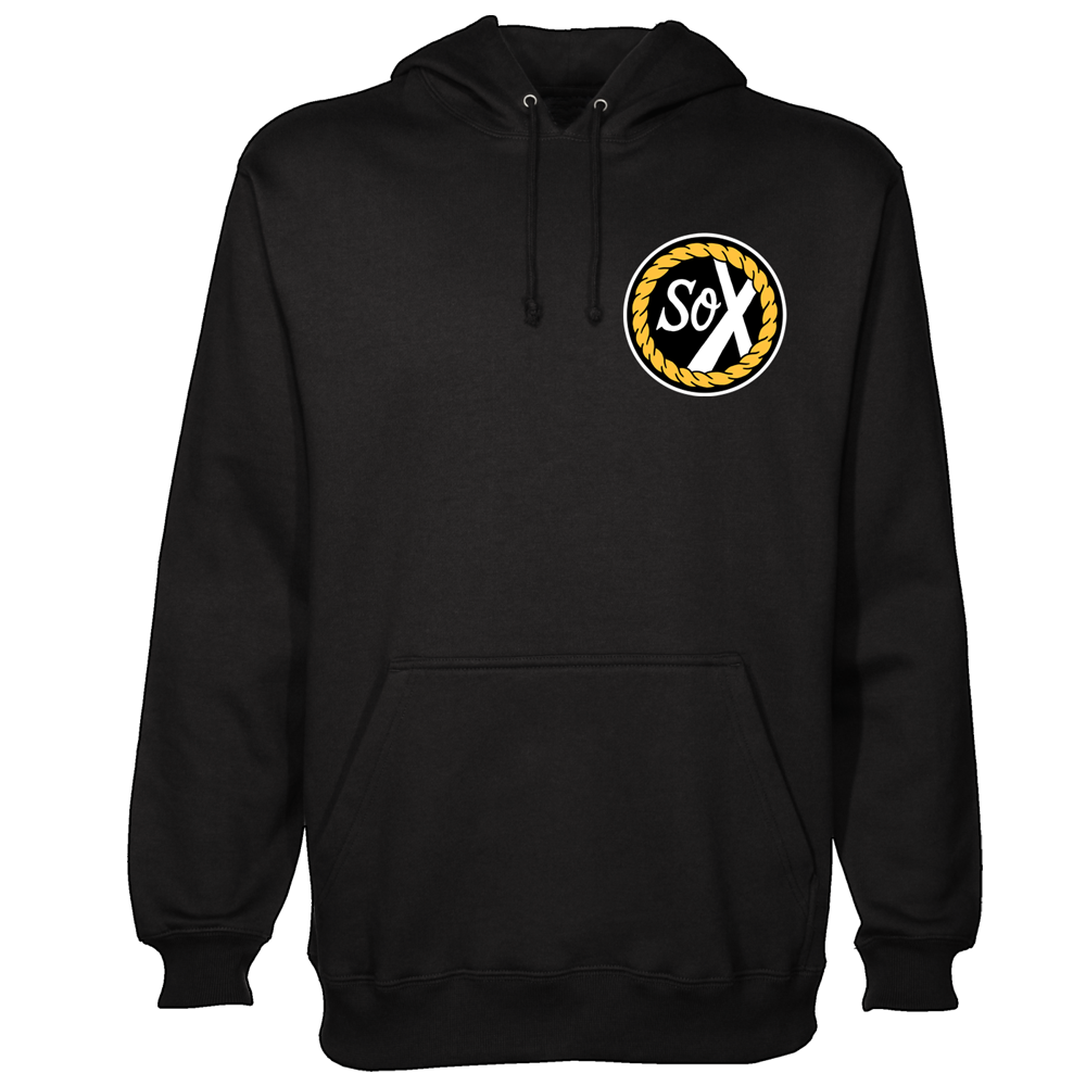 Sox Hoodie Black Chance The Rapper