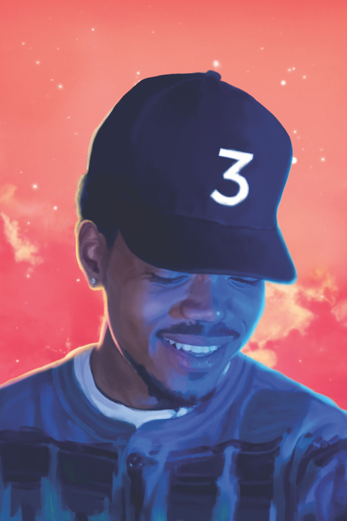 Chance The Rappers Coloring Book Chance 3 Mixtape Is Out Now