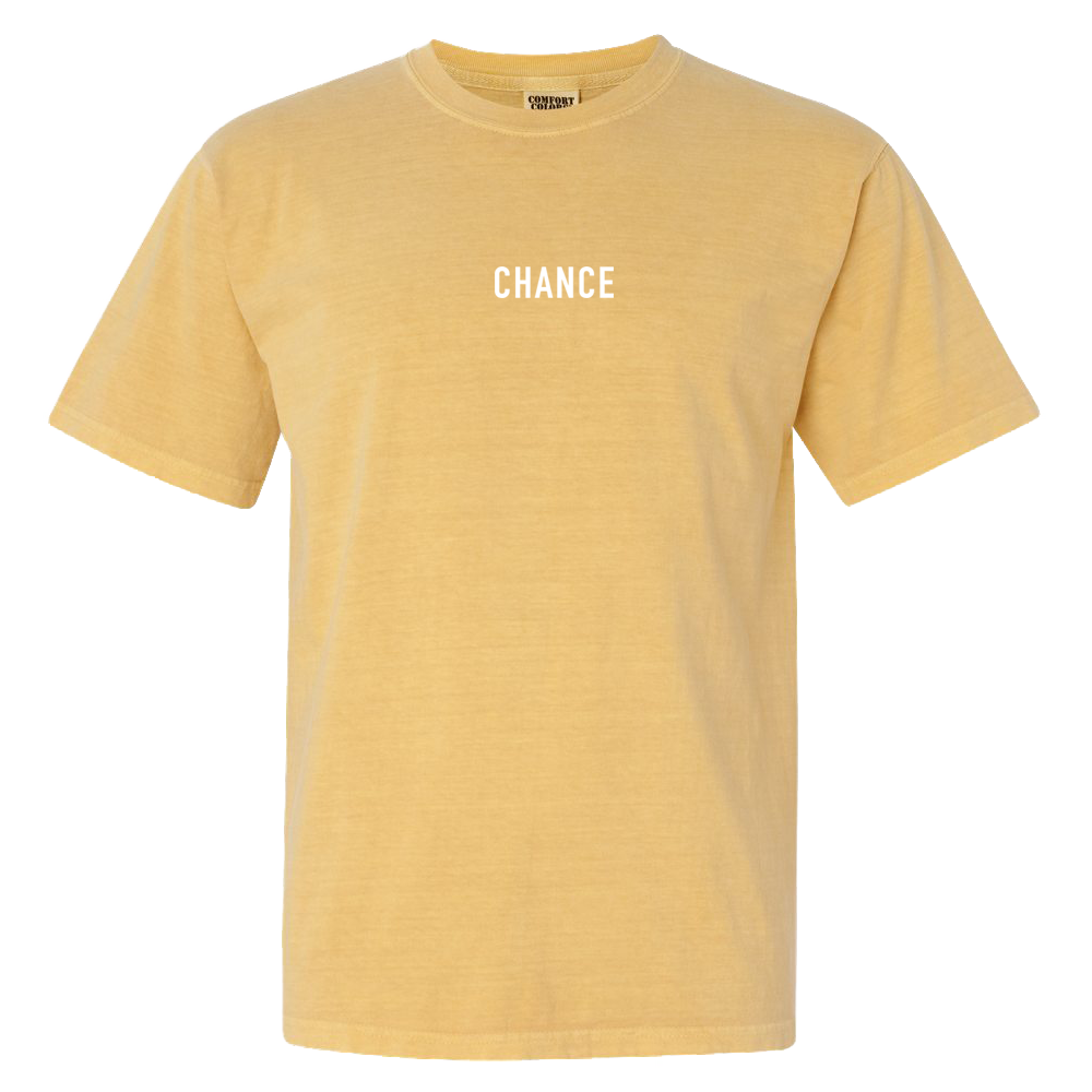 Design your own t shirt ebay - C3 Tee Yellow Front Png