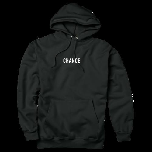 610888835c88 Chance 3 Hoodie (Black) — Chance the Rapper