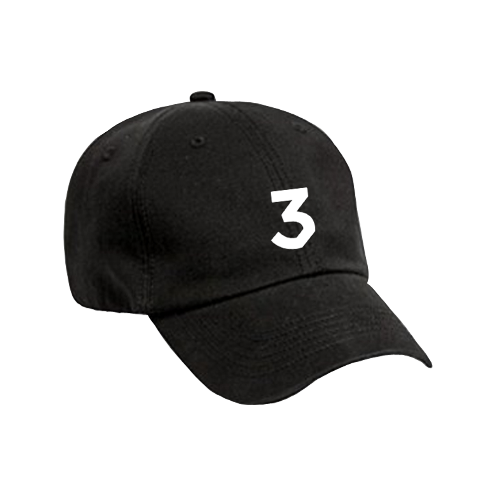 156e8f52a87 Chance 3 Hat — Chance the Rapper