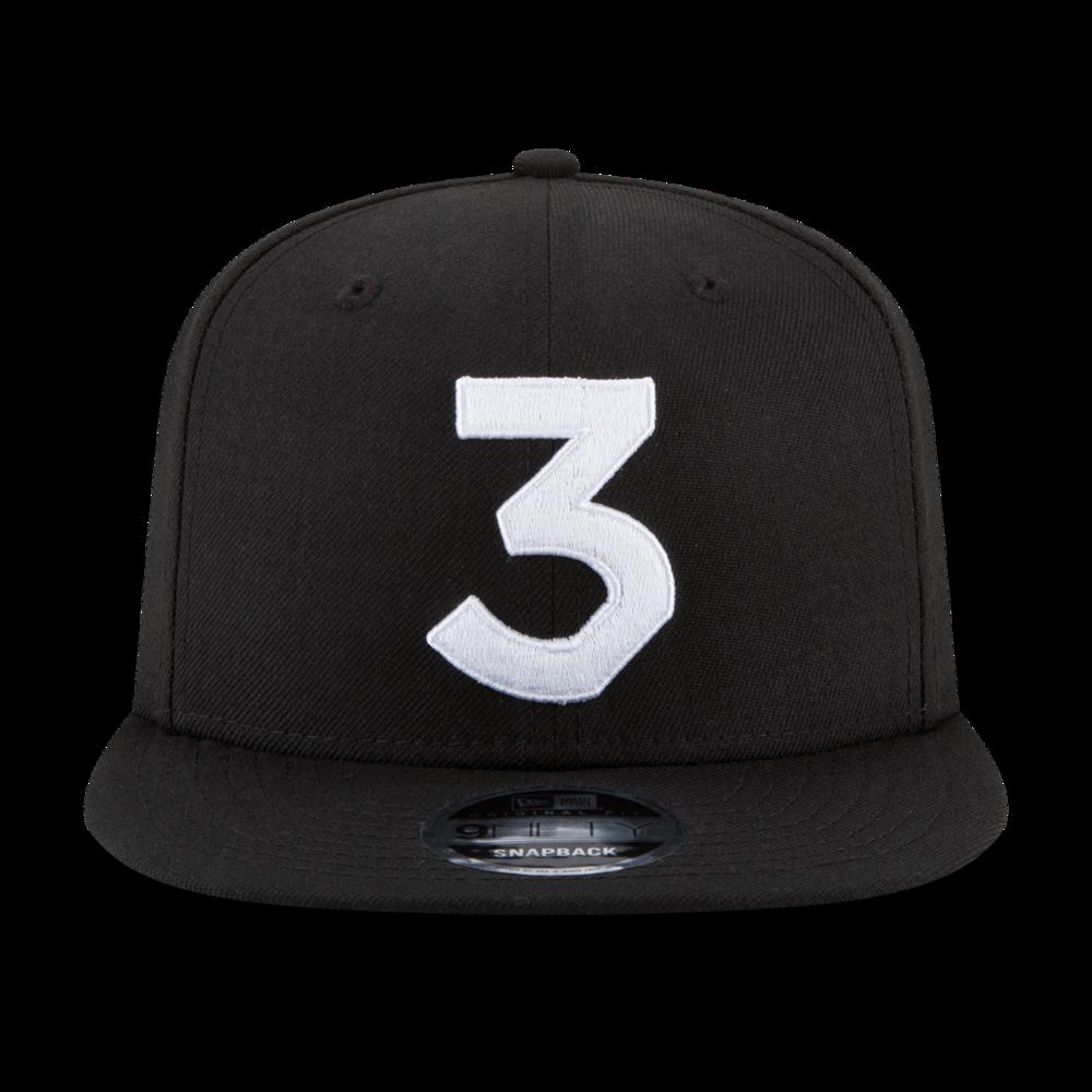 Chance 3 New Era Cap — Chance the Rapper 77056124df6