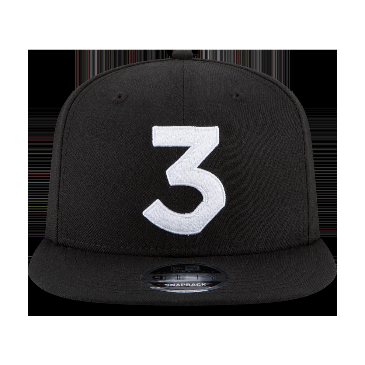 Chance 3 New Era Cap — Chance the Rapper e3b6ce0250d