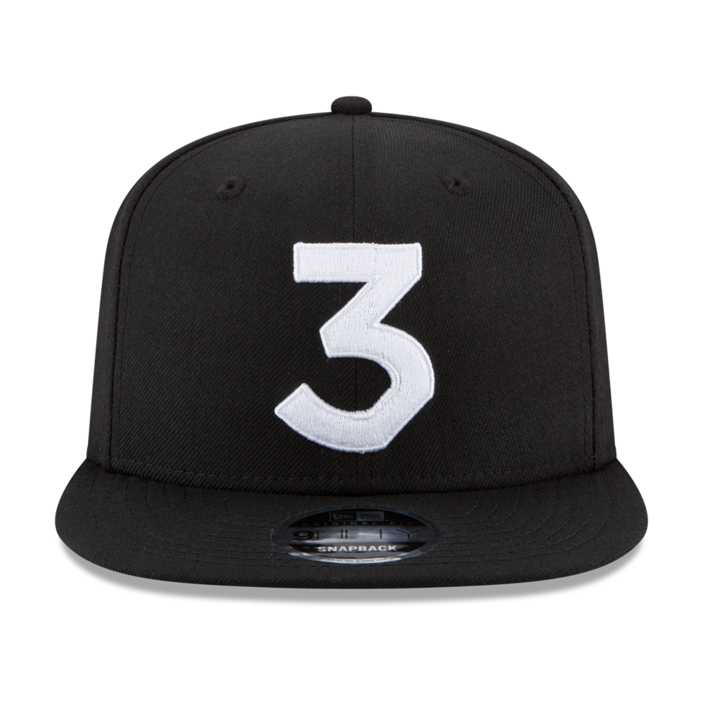 Coloring book download link chance the rapper - Chance 3 New Era Cap