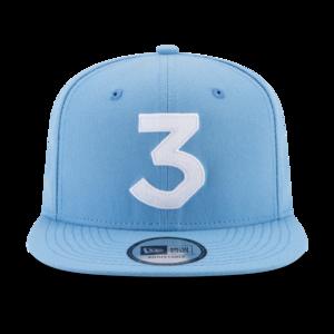 Chance 3 New Era Cap (Sky Blue) ... 862a9a4f7d1f