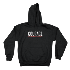 e9363c87b909c Chance 3 Hat (Red). 30.00. Courage Hoodie ...