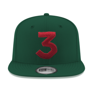 Chance 3 New Era Cap (Green ... 0234effdaee