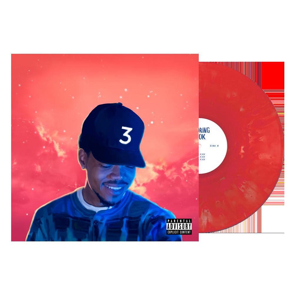 Coloring Book Vinyl Pre Order Digital Album Chance The Rapper
