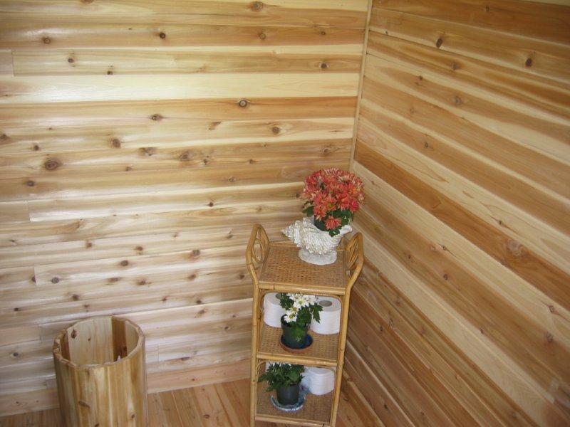 Washroom Kiln Dried 1x4 Cedar Cabin Grade  IMG_0062.jpg