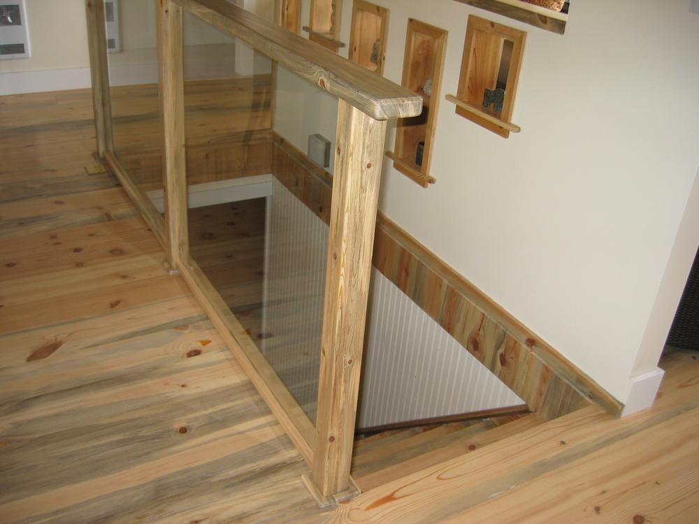 x8 Ponderosa Pine Stained Flooring Karen Hiberg_8340.JPG