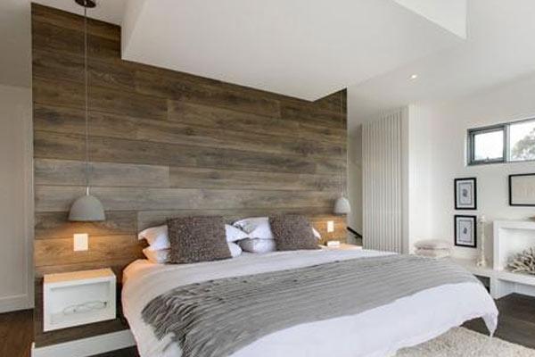 Natural Wood Accents Rouck Bros Log Homes