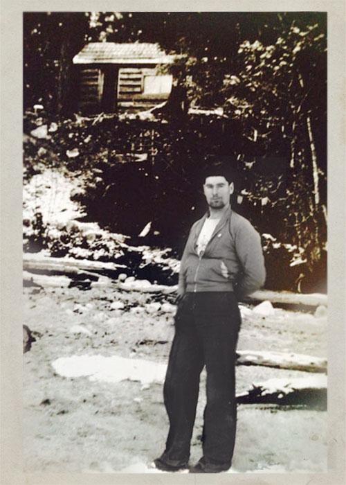 Jack Rouck 1941