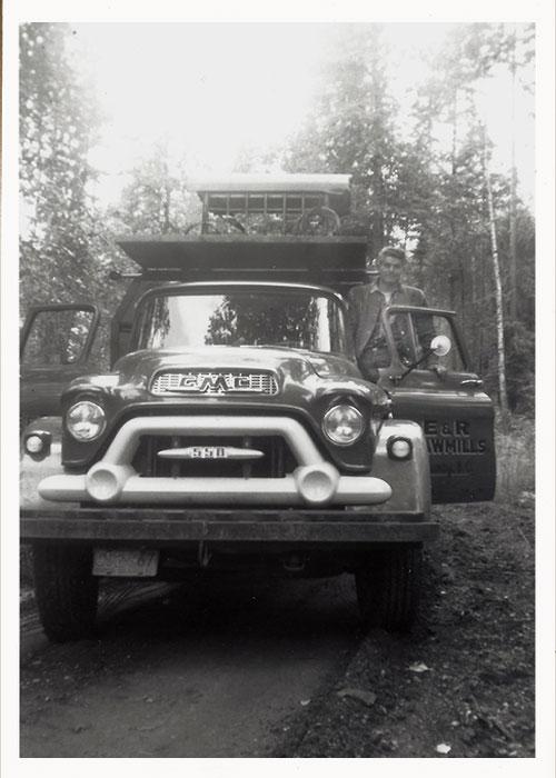 Jack Rouck 1958