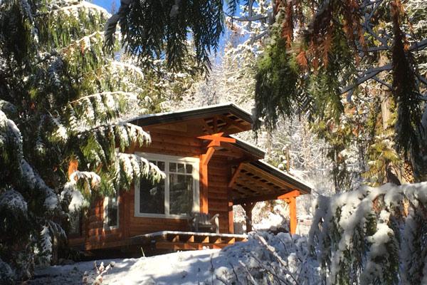 A Guest Cottage