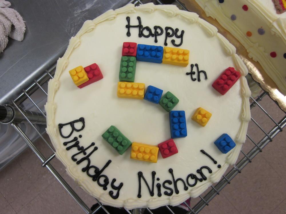 # 5 Birthday Cake