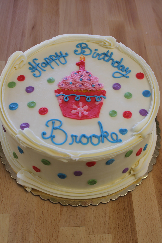 Little Cupcake Cake