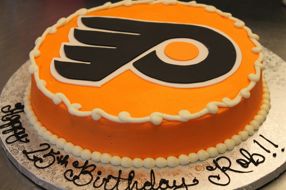 Birthday Goal Cake